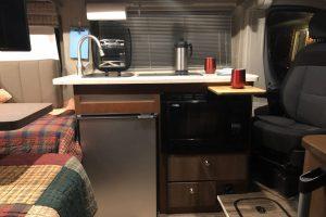 2018 Winnebago Travato Kitchen