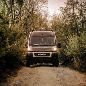 On the Road with Urban Escape Vehicles