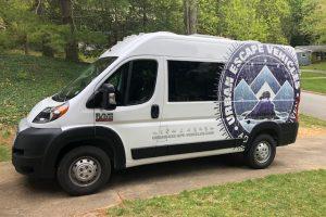 Our newest 2021 Dodge Promaster Campervan