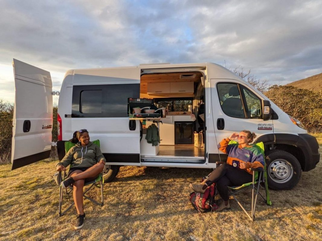 2021 Dodge Promaster Campervan